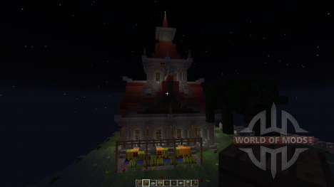 Chinese Temple for Minecraft