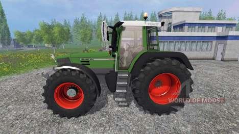 Fendt Favorit 824 [new] for Farming Simulator 2015