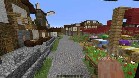 Medieval Village for Minecraft