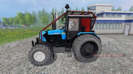 MTZ-V Belarus v2.0 for Farming Simulator 2015