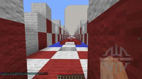 iCrave Parkour for Minecraft