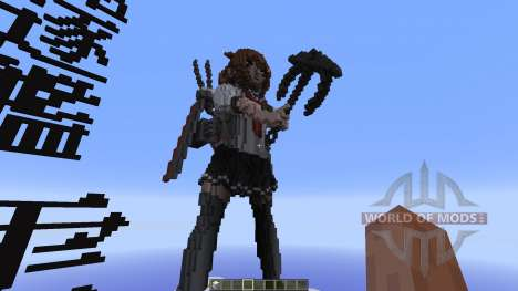 Ikazuchi for Minecraft