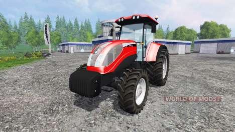 Mc Cormick GMAX 165 for Farming Simulator 2015