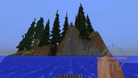 Trikula Island for Minecraft