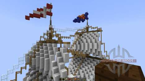 H.M.S Sunshine [1.8][1.8.8] for Minecraft