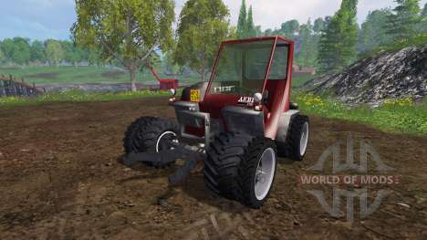 Aebi TT50 v0.8 for Farming Simulator 2015