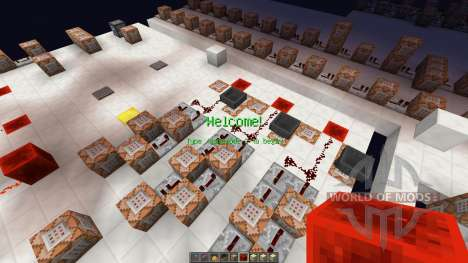 Guardian Boss Fight for Minecraft