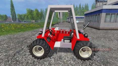 Reform Metrac 2002 V for Farming Simulator 2015