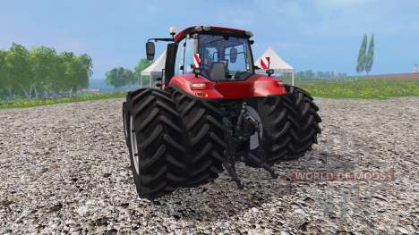 Case IH Magnum CVX 380 v1.2 for Farming Simulator 2015