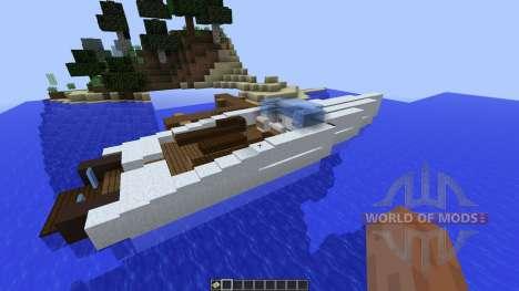 Mr Moopicorns White House of Costa [1.8][1.8.8] for Minecraft