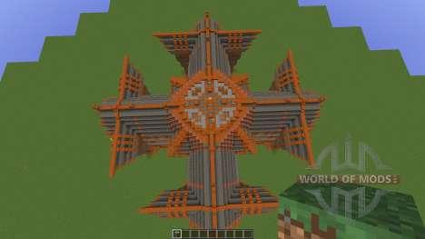 Minecraft Server Spawn Iwolintshi for Minecraft