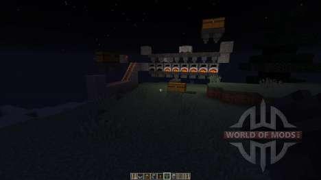 Maison moderne for Minecraft
