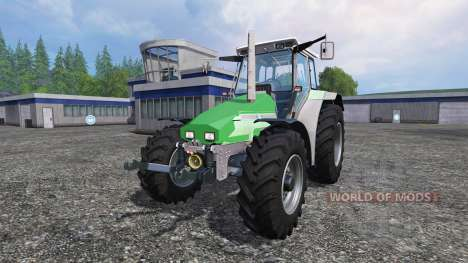 Deutz-Fahr AgroXtra 6.17 for Farming Simulator 2015