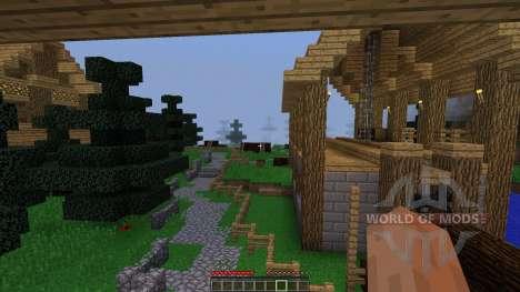 The Barrow Adventure [1.8][1.8.8] for Minecraft