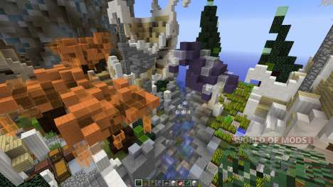 Fantasy 100x100 plo for Minecraft