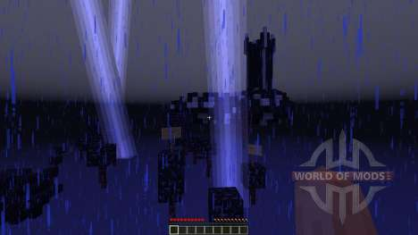 Rays of Perdition for Minecraft