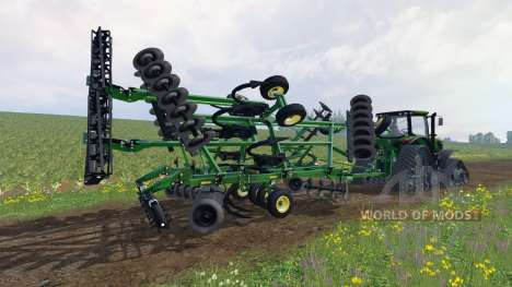 John Deere 2720 v3.0 for Farming Simulator 2015
