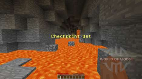 Cave Parkour for Minecraft