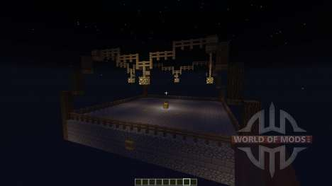 Minecraft Arena for Minecraft