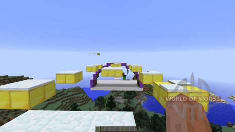 Awesome Mega Parkour for Minecraft