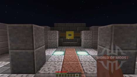 Stoned Puzzle Map [1.8][1.8.8] for Minecraft