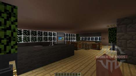 Modern Mansion for Minecraft