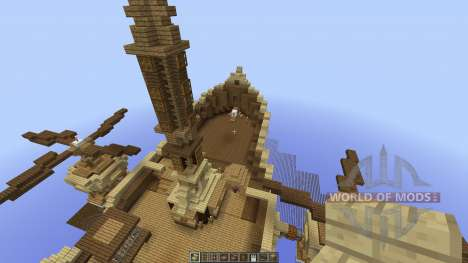 Astex Airship for Minecraft