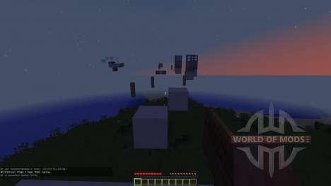 Save Notch Parkour [1.8][1.8.8] for Minecraft