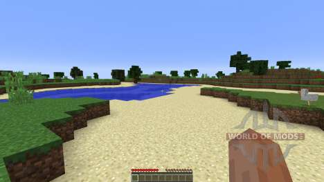 Smallish Survival Island for Minecraft