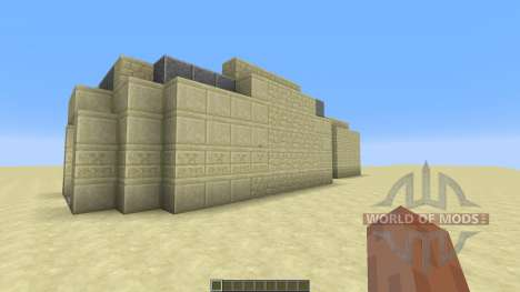 Redstone Mechanics Egyptian for Minecraft