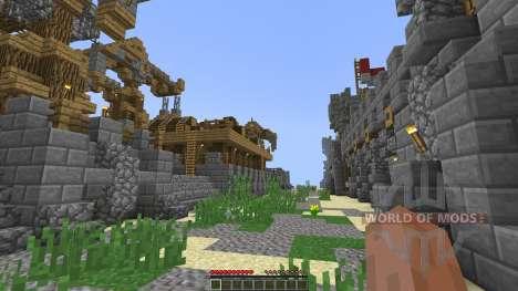 Adventure map [1.8][1.8.8] for Minecraft