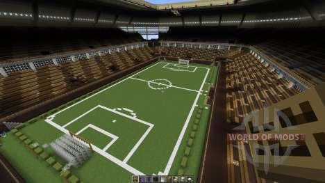 Soccer Football Arena for Minecraft