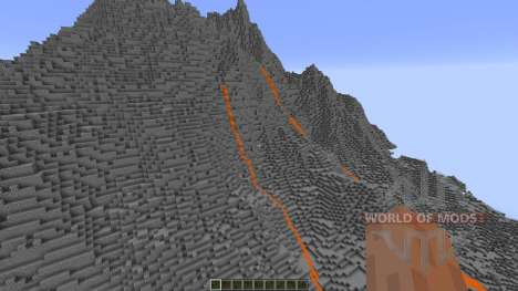 Realistic Volcano for Minecraft