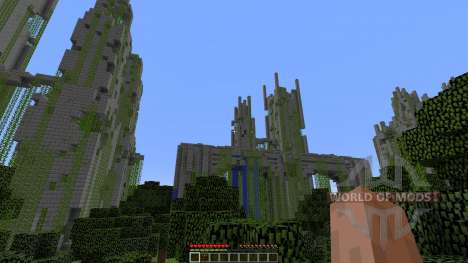 Minecraft Cinematic Huge Abandoned for Minecraft