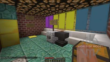 Map van een kijker gamemeneer [1.8][1.8.8] for Minecraft