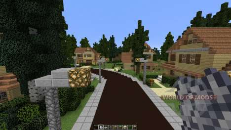 GREENVILLE for Minecraft