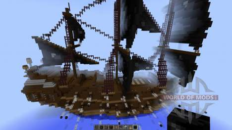 Pirate of the Caribbeans battle [1.8][1.8.8] for Minecraft