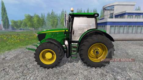 John Deere 6130R v2.0 for Farming Simulator 2015
