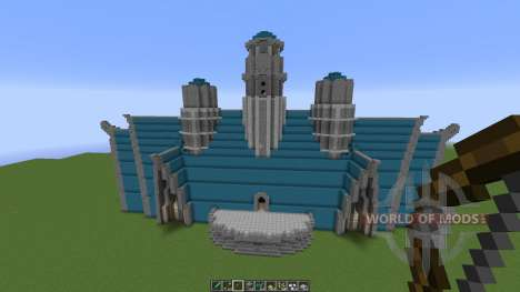 Elvish Keep for Minecraft