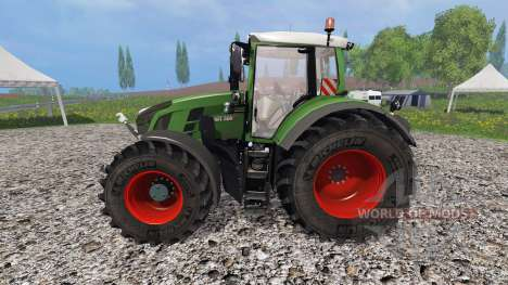Fendt 828 Vario v4.2 for Farming Simulator 2015