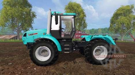 HTZ-colored 17222 for Farming Simulator 2015