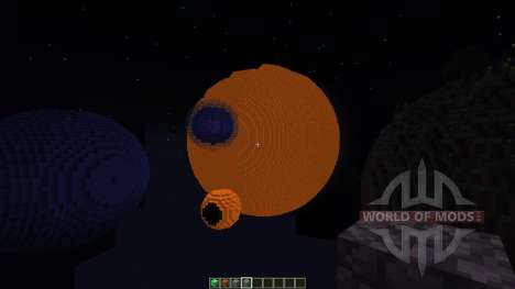 Astronomical Survival for Minecraft