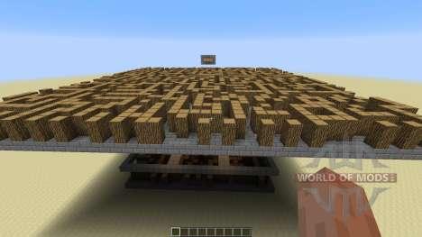 Instant Maze Generator for Minecraft