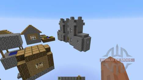 Air Survival for Minecraft