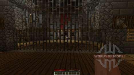 Battlegarden by GwerSig CTF for Minecraft