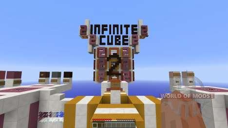 InfiniteCube 2 for Minecraft