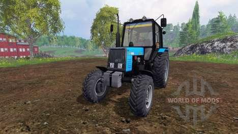 MTZ-Belarus 1025 for Farming Simulator 2015