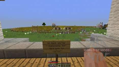 The Farm for Minecraft