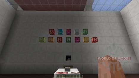 Block Parkour [1.8][1.8.8] for Minecraft