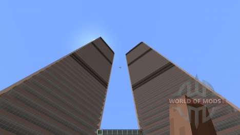 Twin Towers for Minecraft